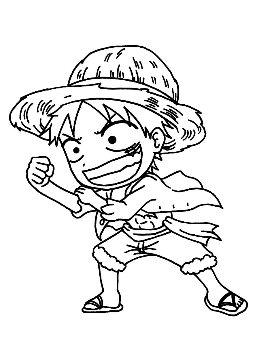 Baby Luffy 2