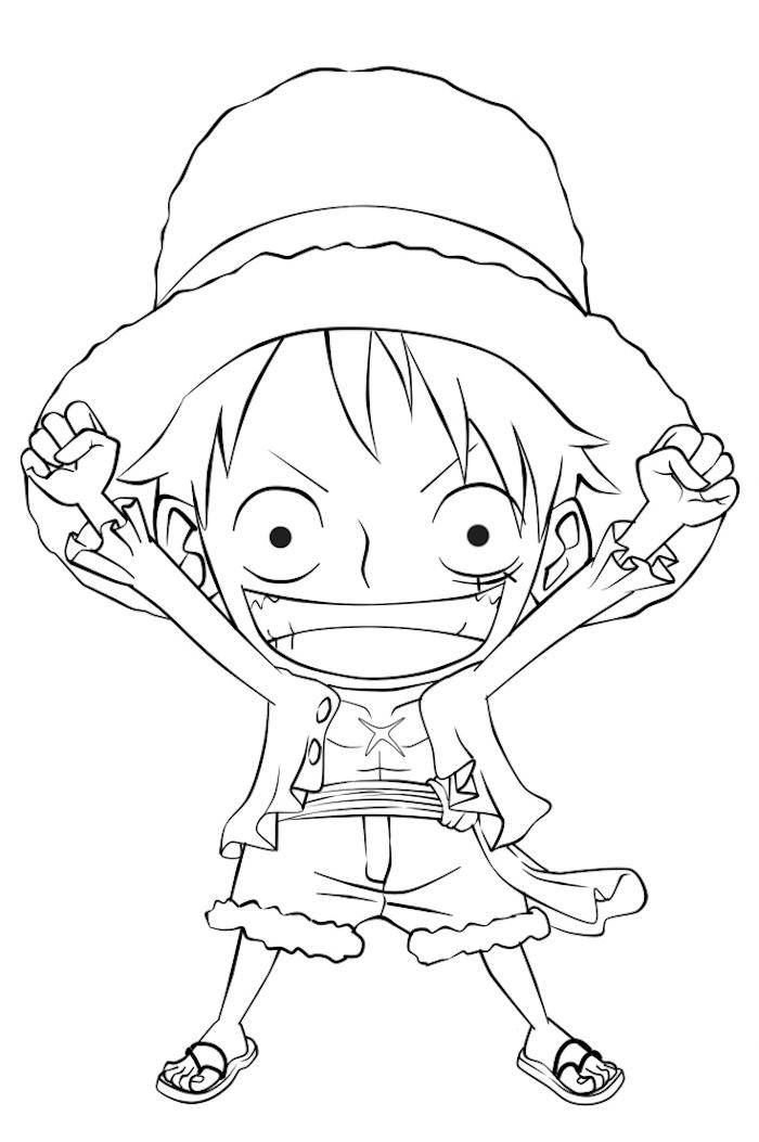 Baby Luffy