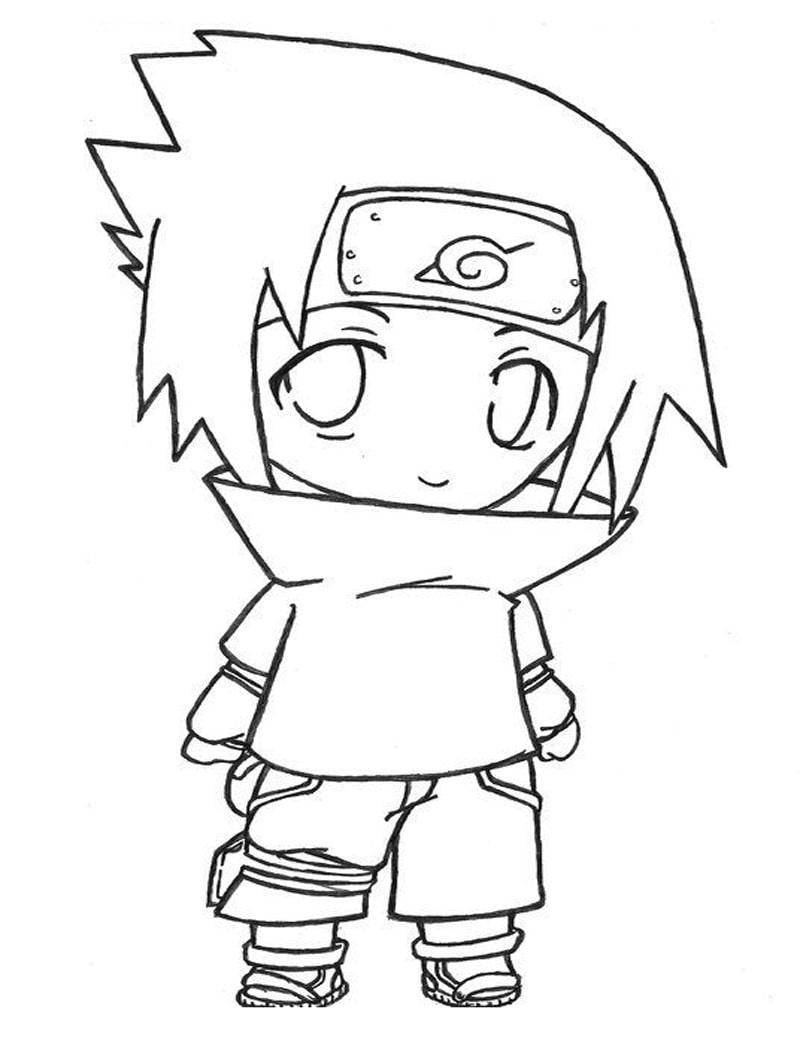 Baby Sasuke 2