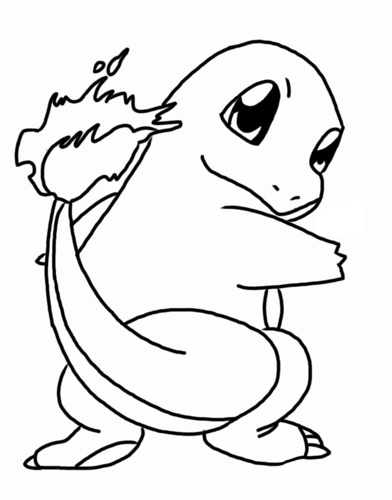 Charmander Pokemon 2