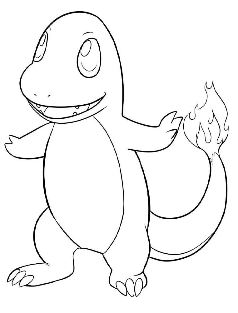 Charmander Pokemon 3