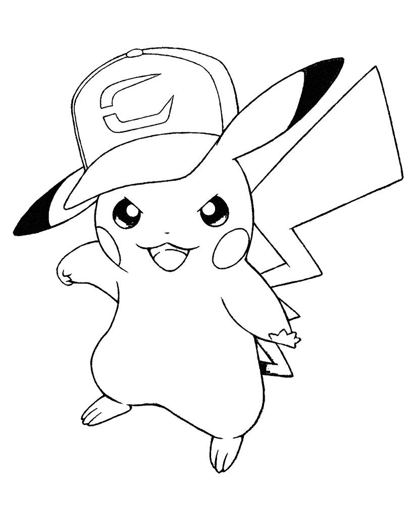 Coolest Pikachu