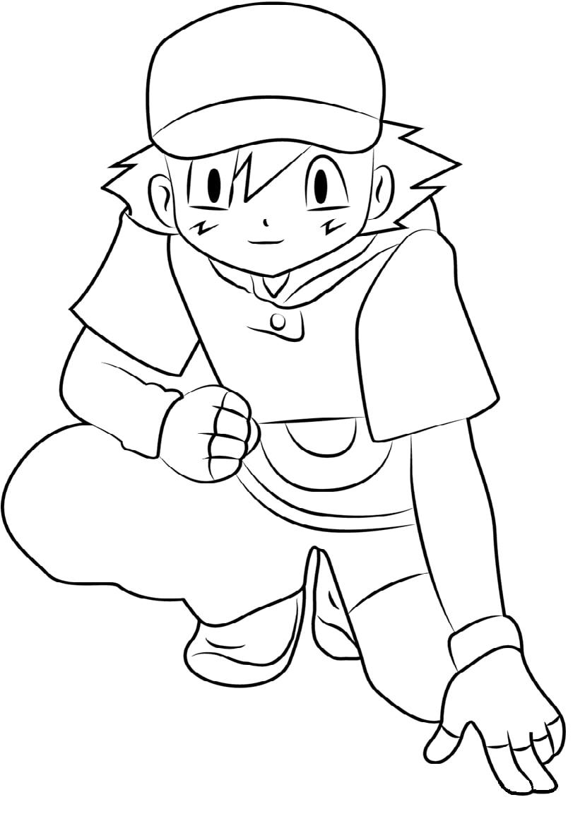 Cute Ash Ketchum