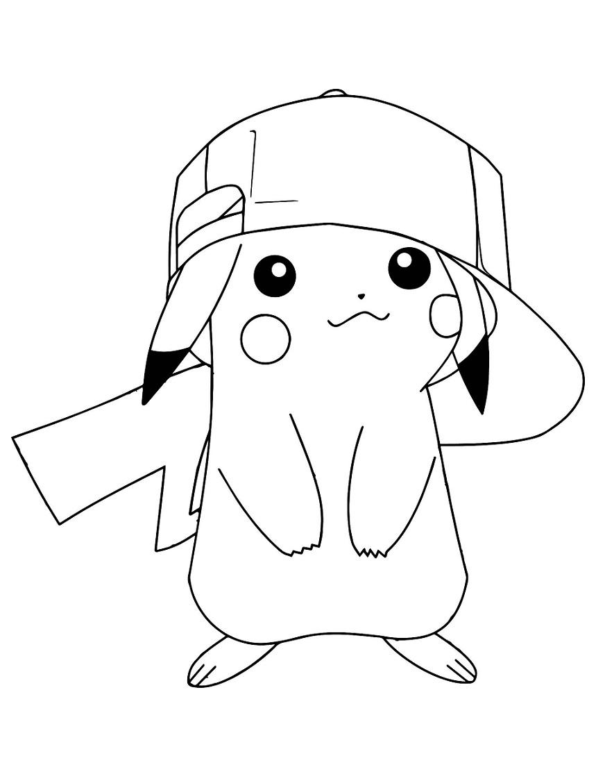 Cute Baby Pikachu