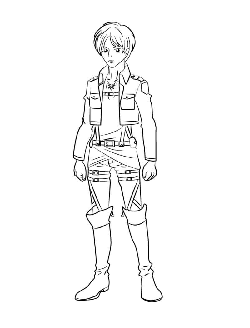 Eren Yeager Picture