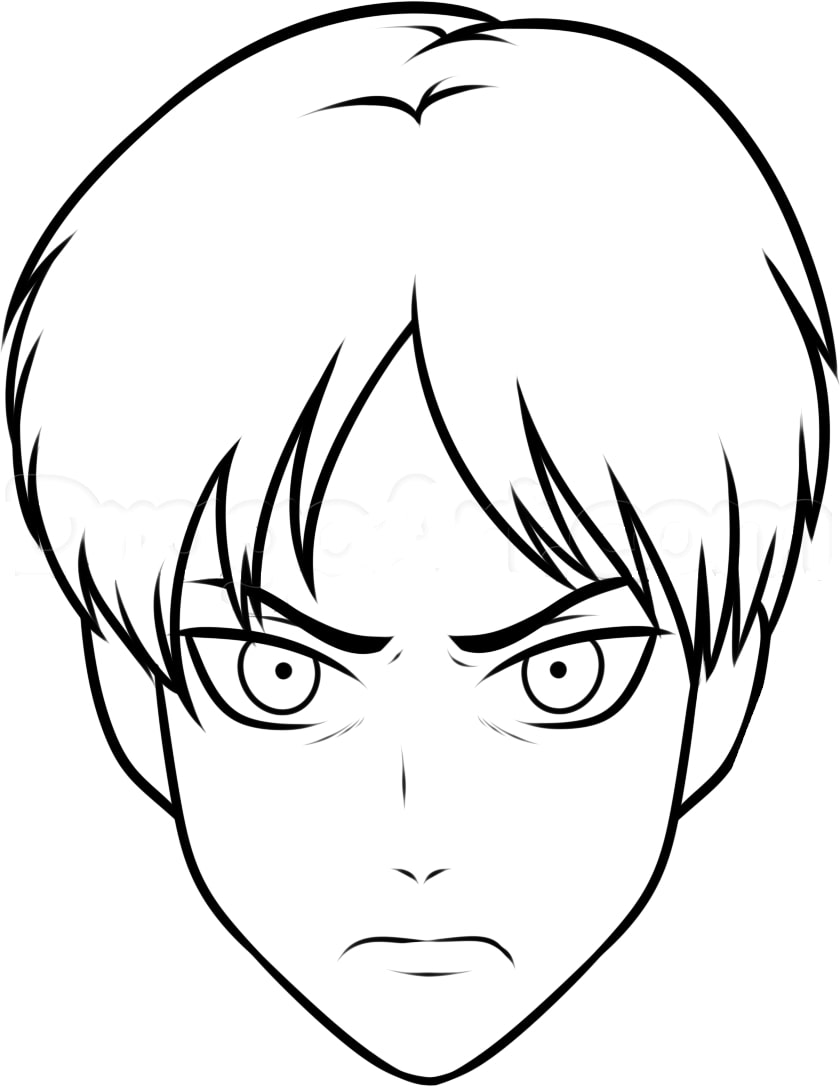 Eren Yeager's Face