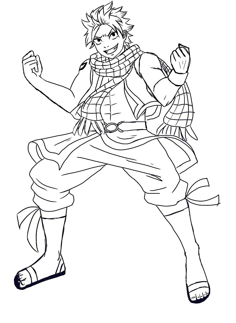 Funny Natsu Fairy Tail