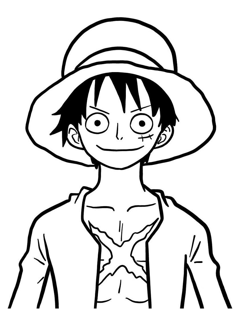 Handsome Luffy 2