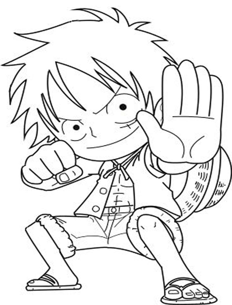 Handsome Luffy