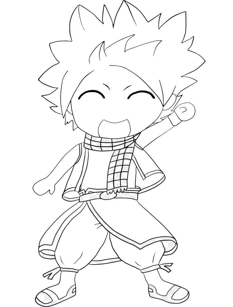 Happy Natsu