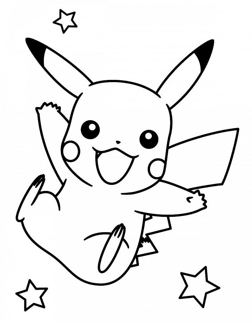 Happy Pikachu 3