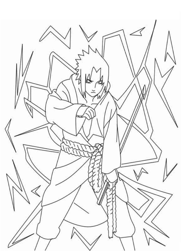 HD Sasuke Uchiha Image