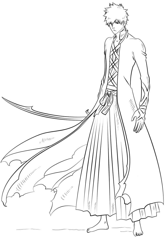 Ichigo Kurosaki is tall