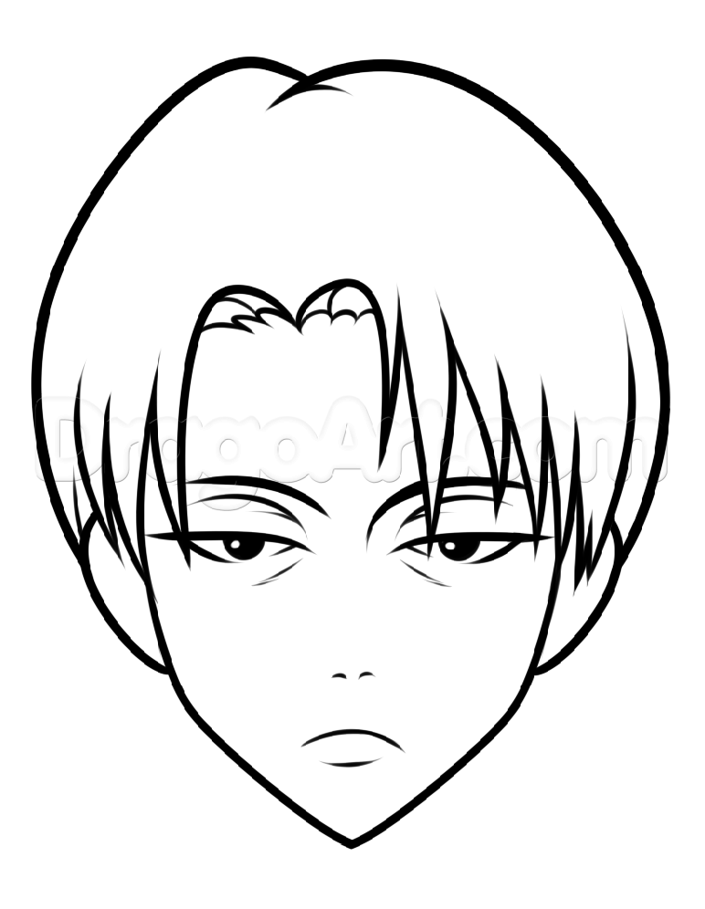 Levi's Face