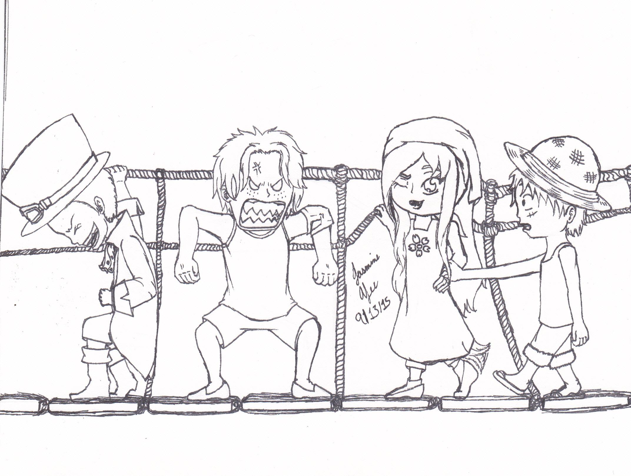 Luffy 2