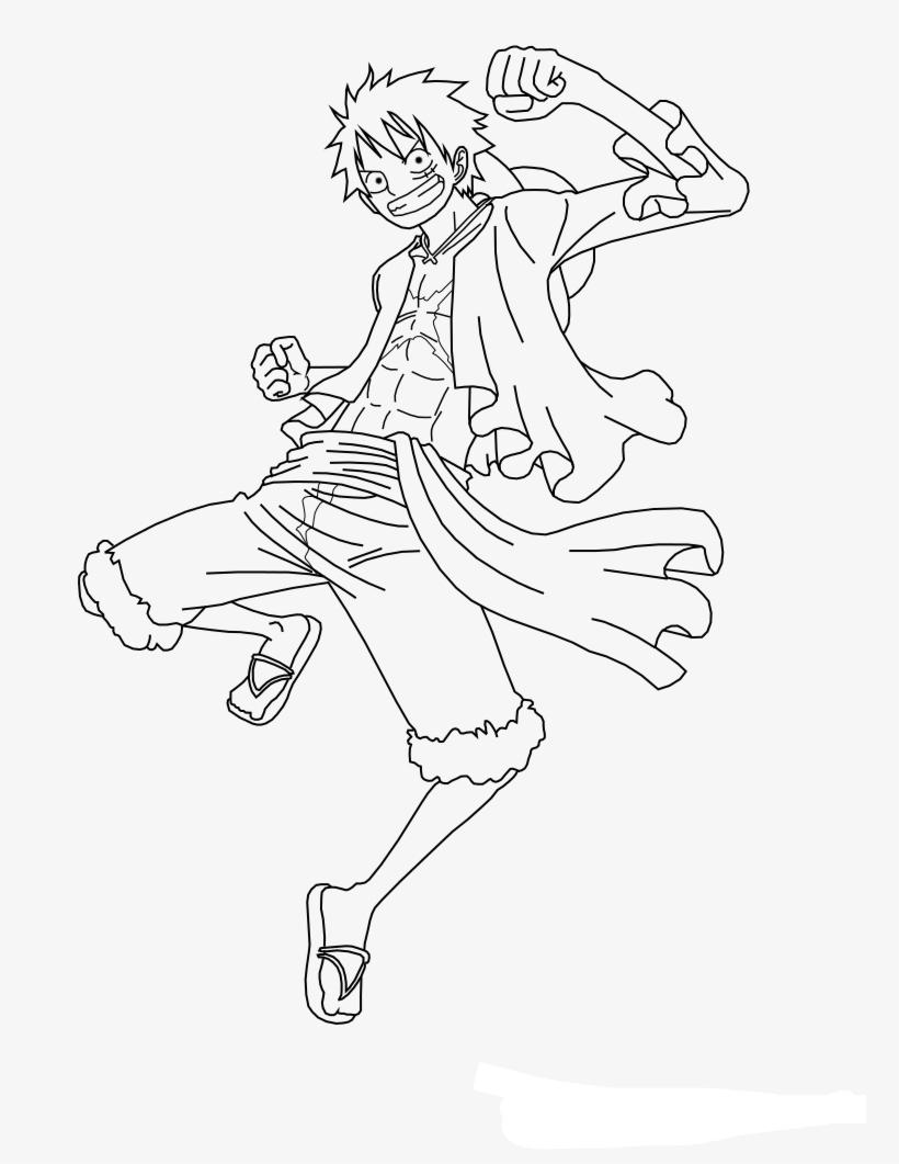 Luffy Attack