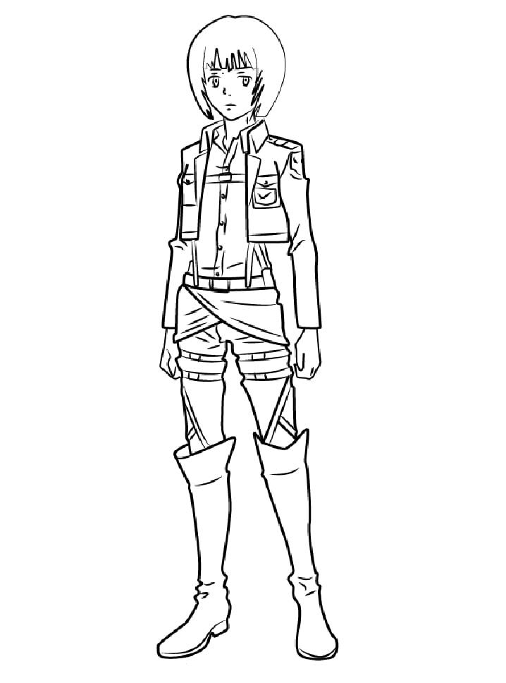 Mikasa Ackerman 5