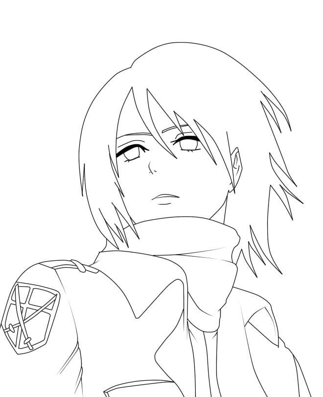 Mikasa Ackerman 6