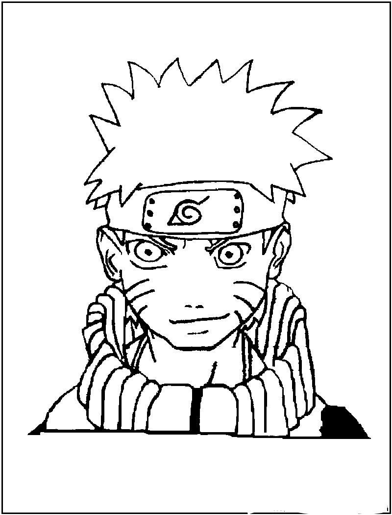 Naruto from Naruto Shippuden