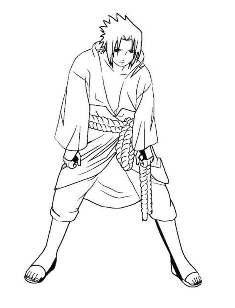 Naruto Sasuke Uchiha Picture