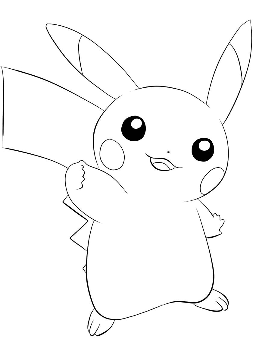 Pokemon Perso Pikachu