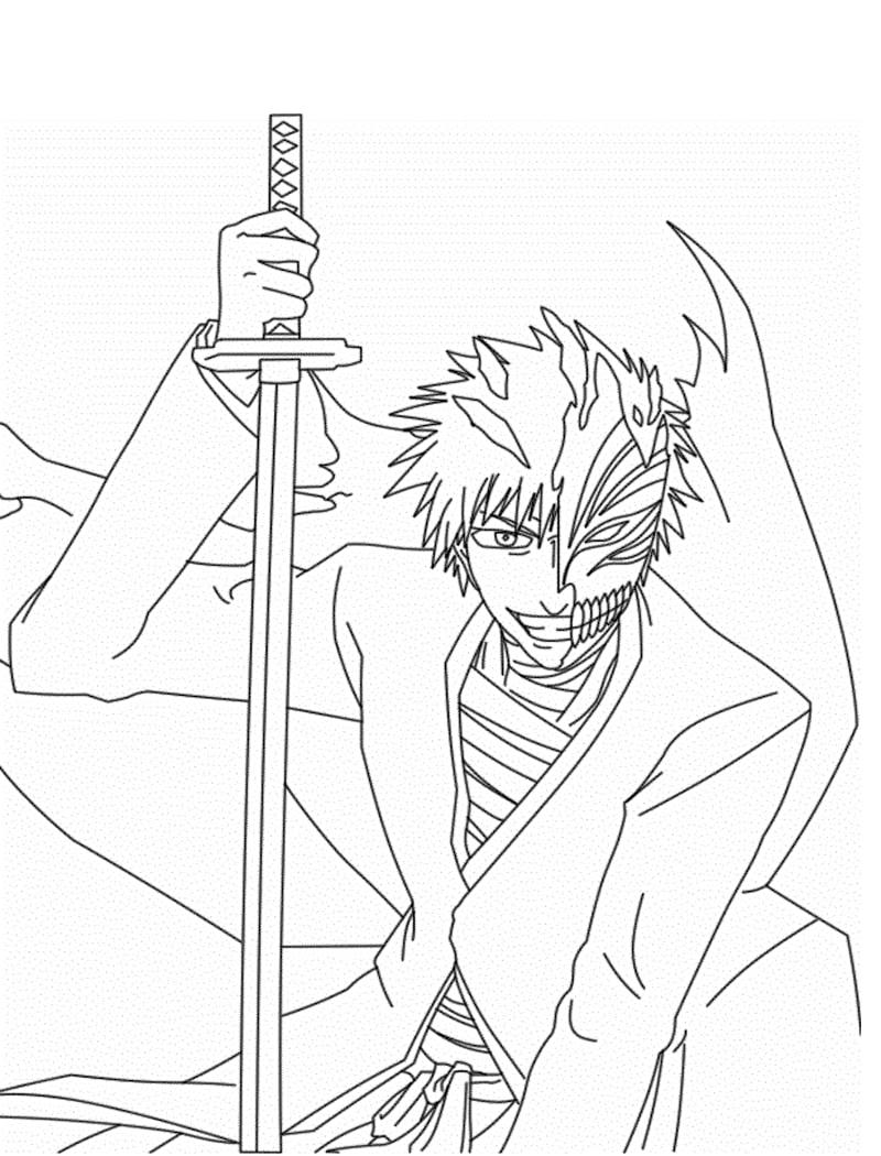 Powerful Ichigo Kurosaki