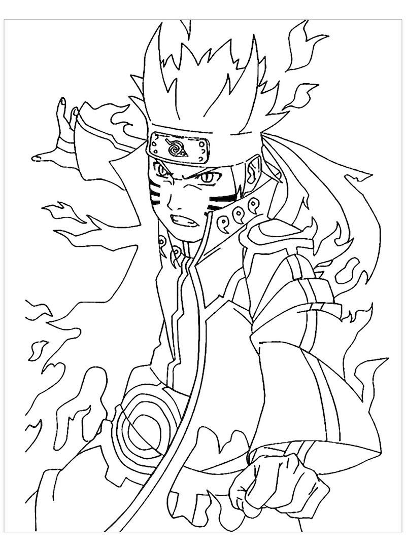 Powerful Naruto