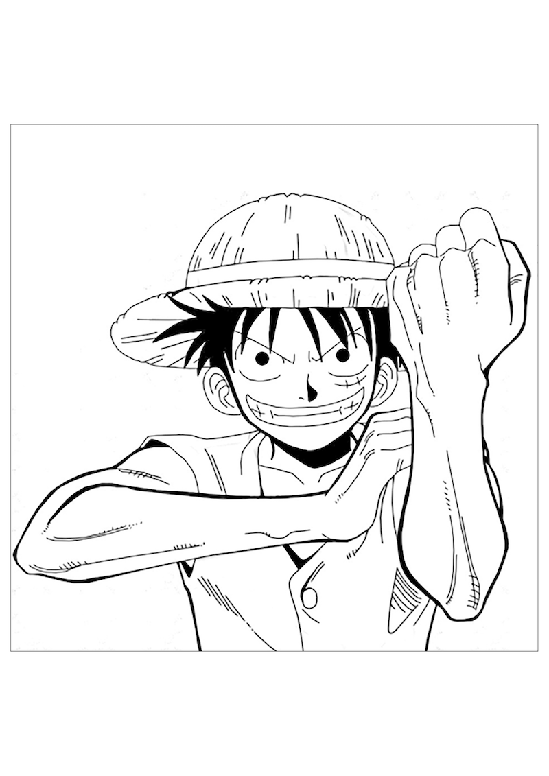 Strong Luffy
