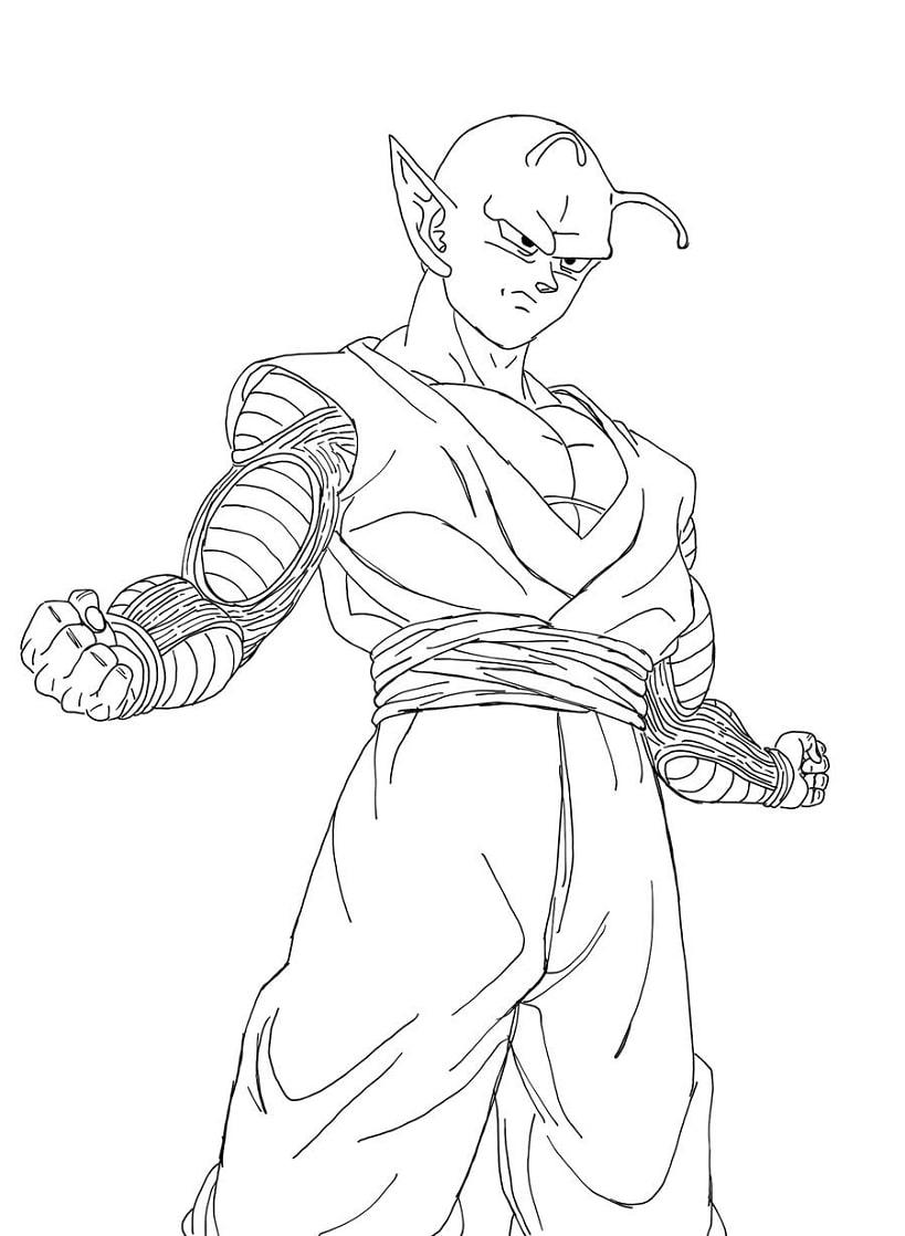 Strong Piccolo