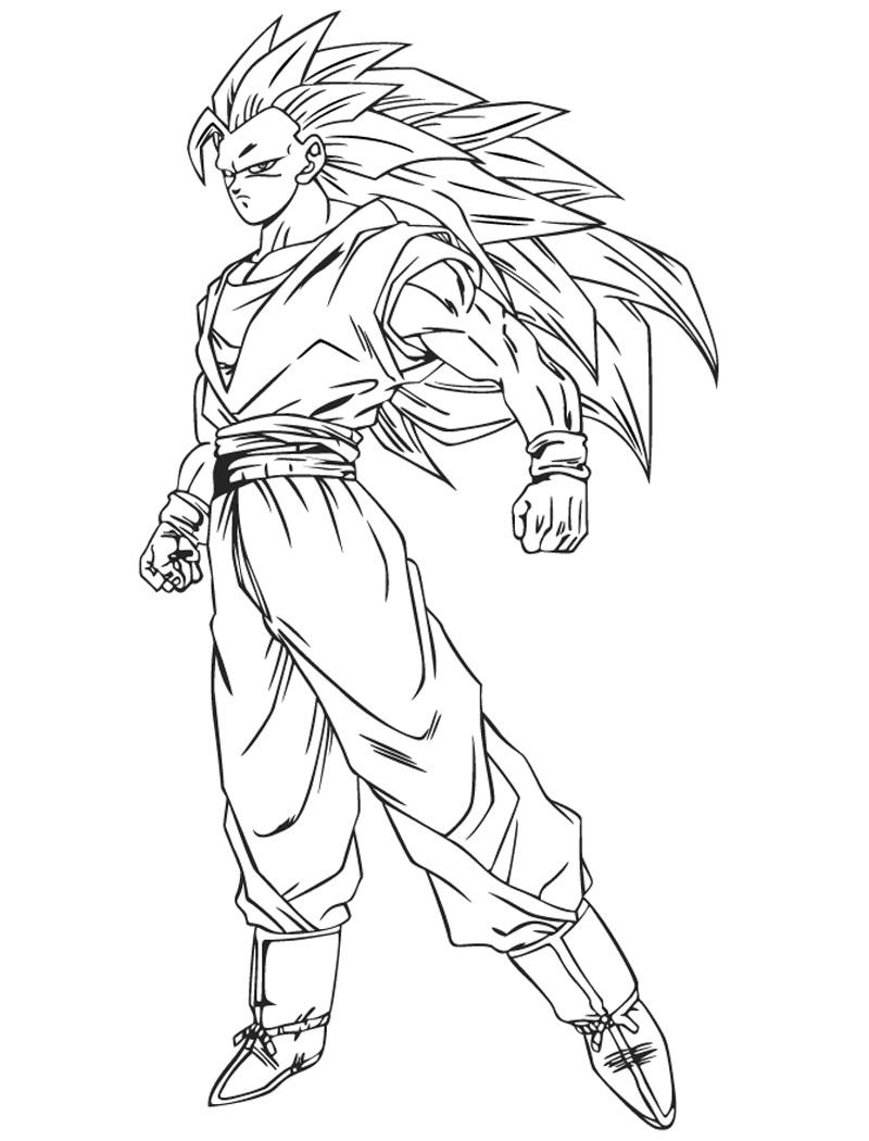 Strong Son Goku