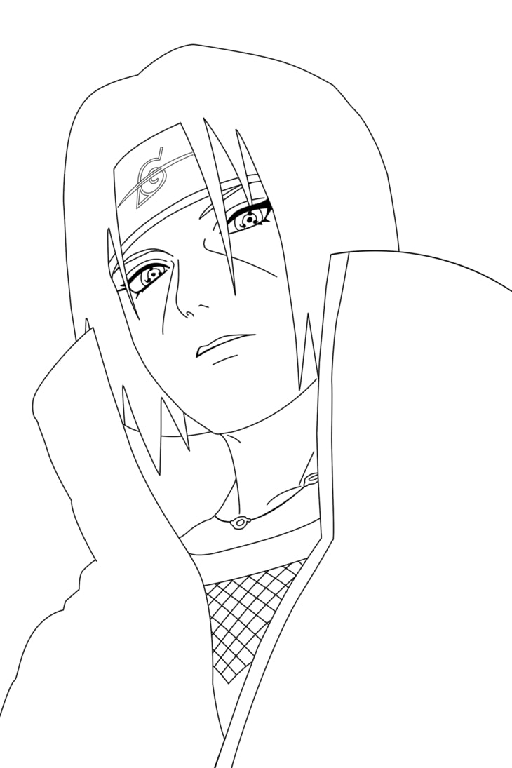 Beauty of Itachi Uchiha