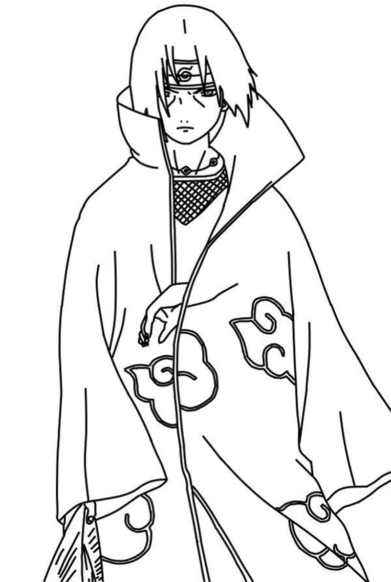Handsome Itachi Uchiha