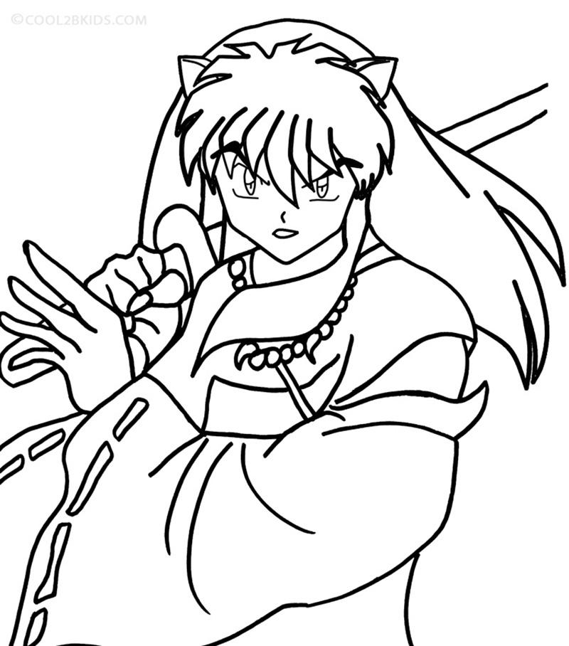 Inuyasha 8