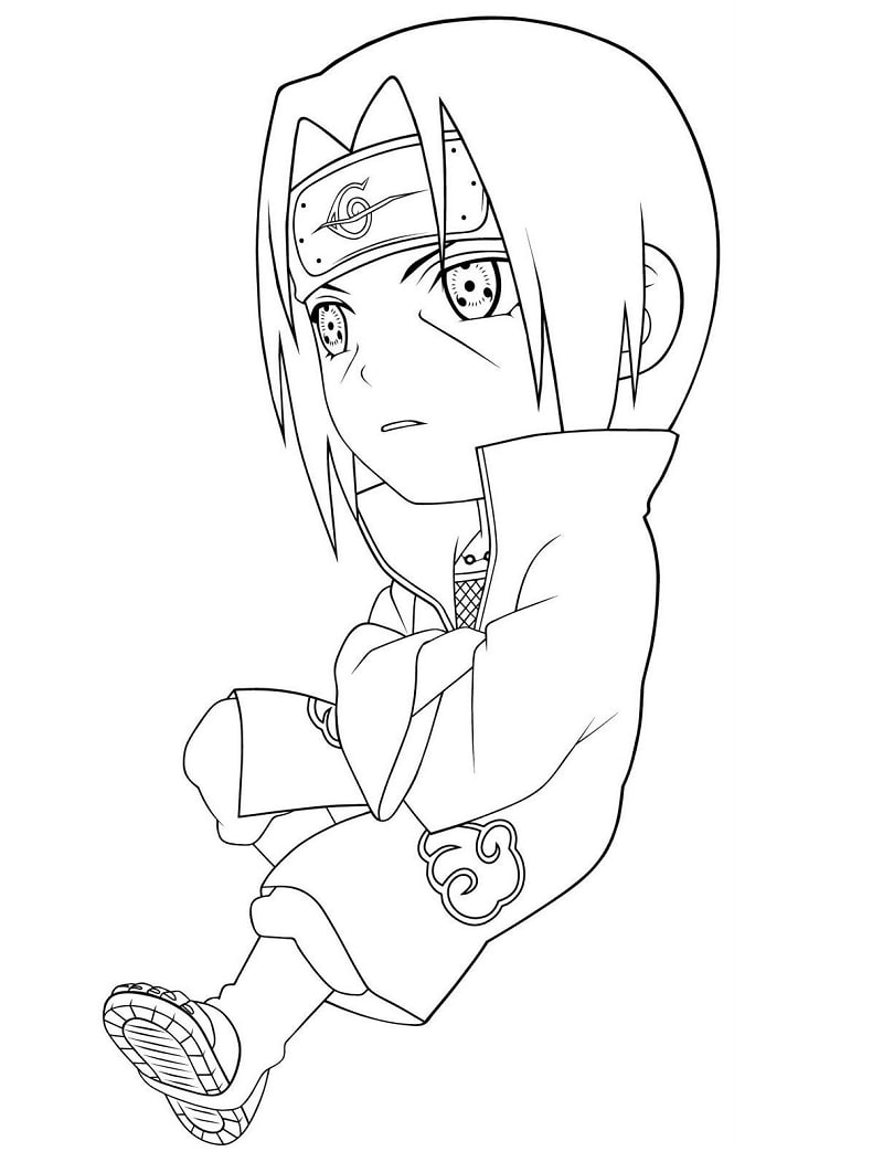 Itachi Uchiha is Sad