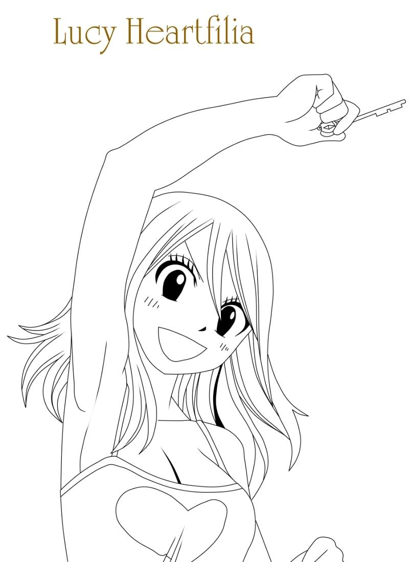 Lucy Heartfilia 15