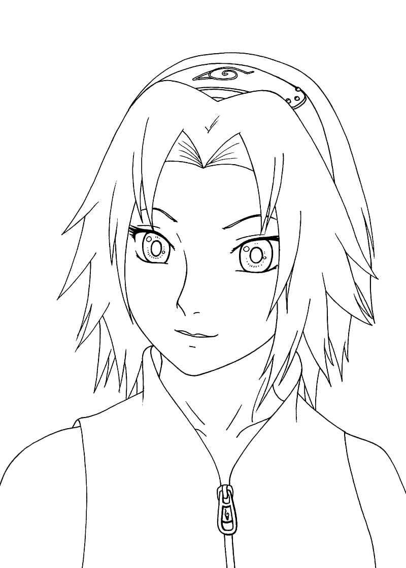 Perfect Sakura Haruno Picture
