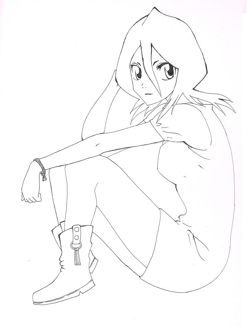 Rukia Kuchiki 11