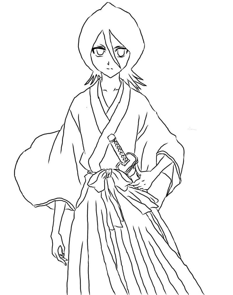 Rukia Kuchiki 13