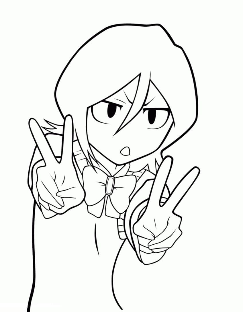 Rukia Kuchiki 16