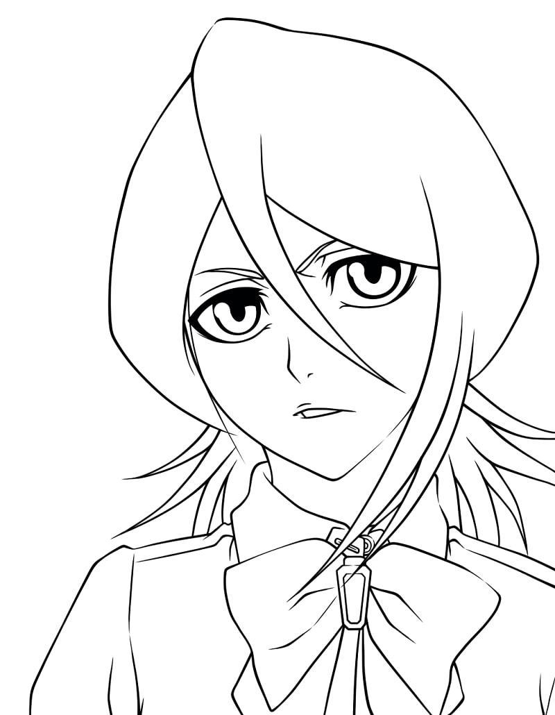 Rukia Kuchiki 2