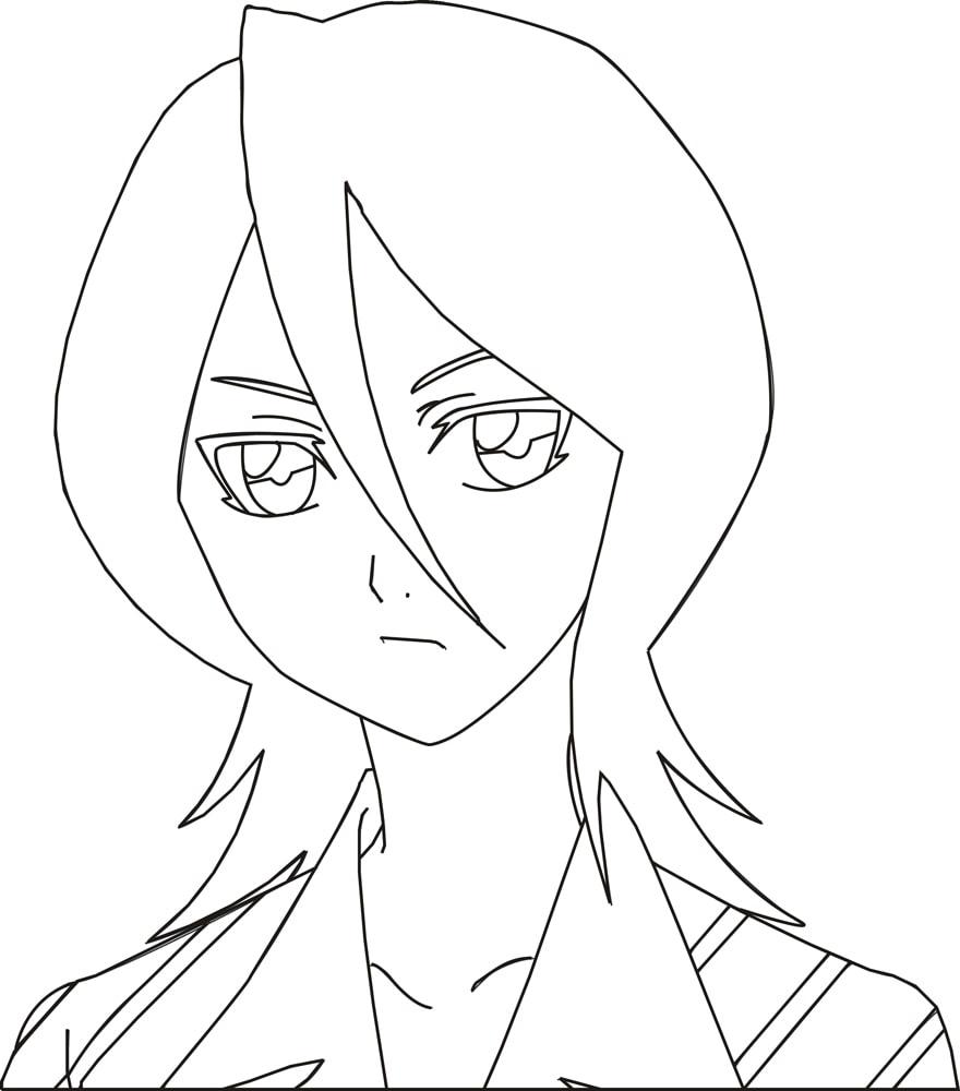Rukia Kuchiki 3