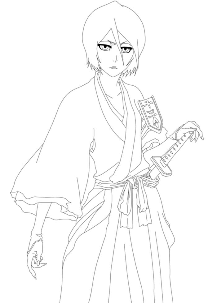 Rukia Kuchiki 7