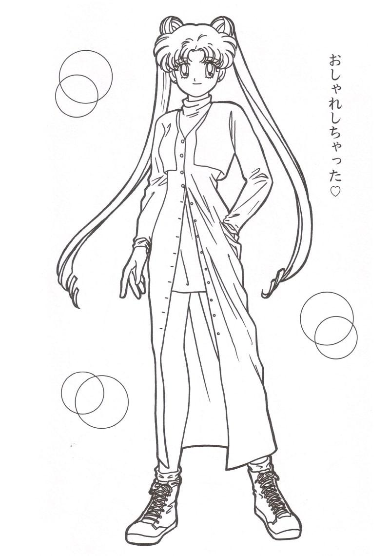 Usagi Tsukino 2
