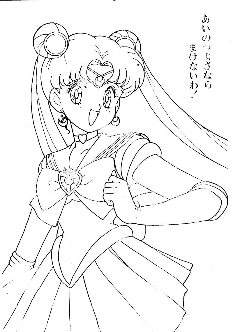 Usagi Tsukino 20