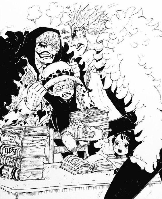 One Piece Corazon 5