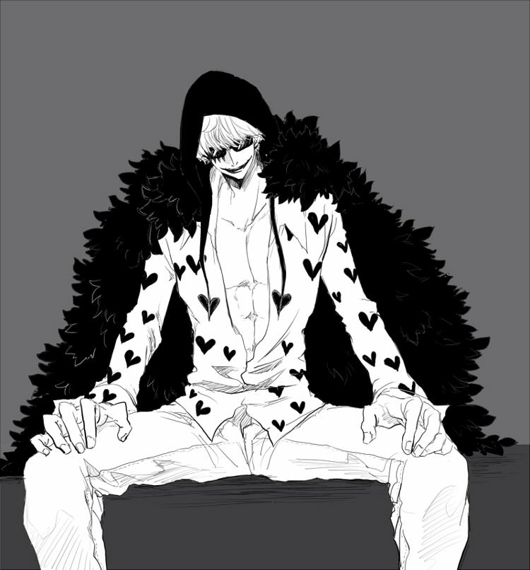 One Piece Corazon 8