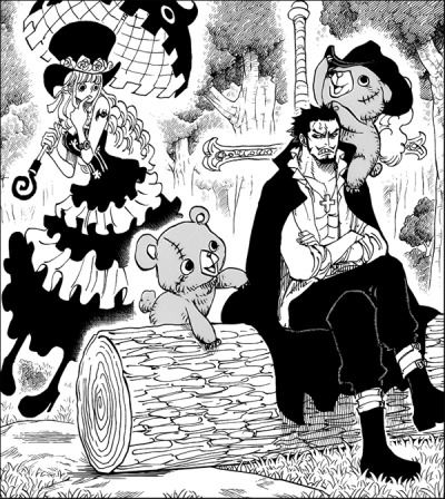 One Piece Perona 10