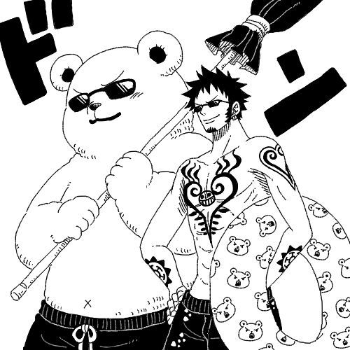 One Piece Bepo 10