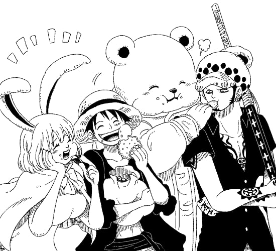 One Piece Bepo 3