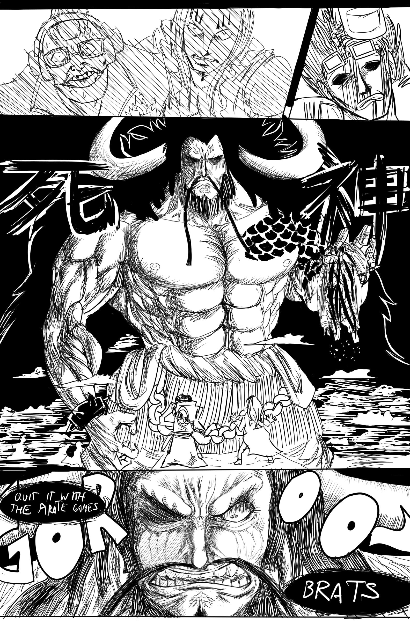 One Piece Kaido 6